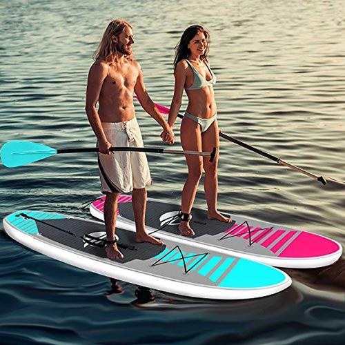 tabla hinchable para remo para barco de pie para adultos