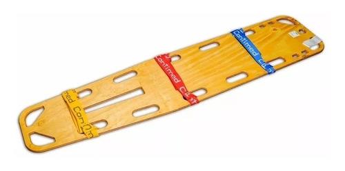 tabla inmovilización espinal larga multilaminado bomberos