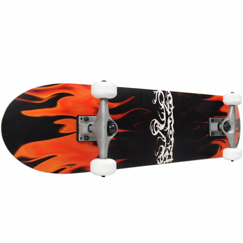tabla krown rookie complete skateboard