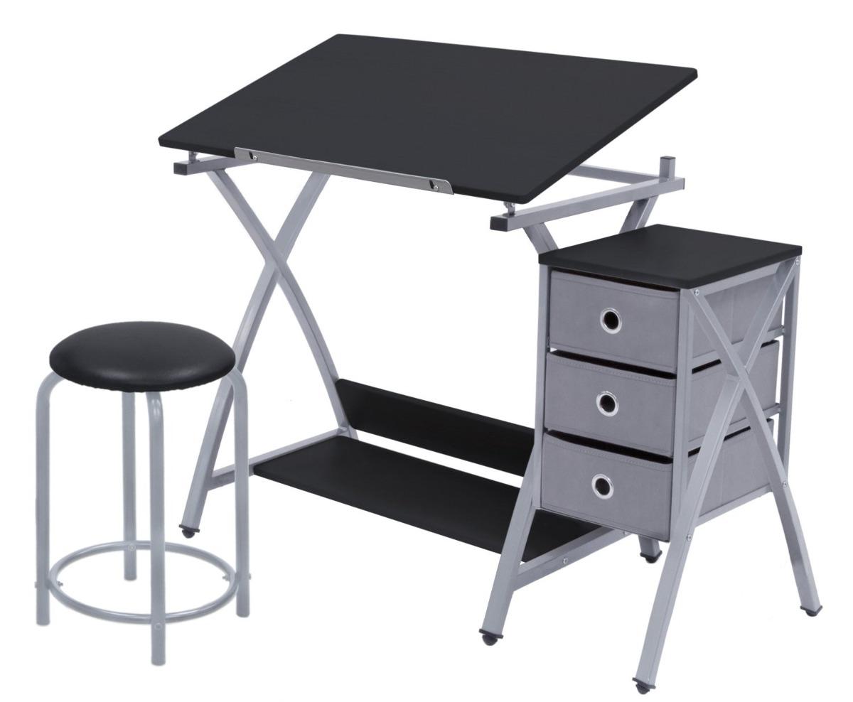 Tabla mesa de trabajo dibujo escritorio restirador banco for Mesa de trabajo dimensiones