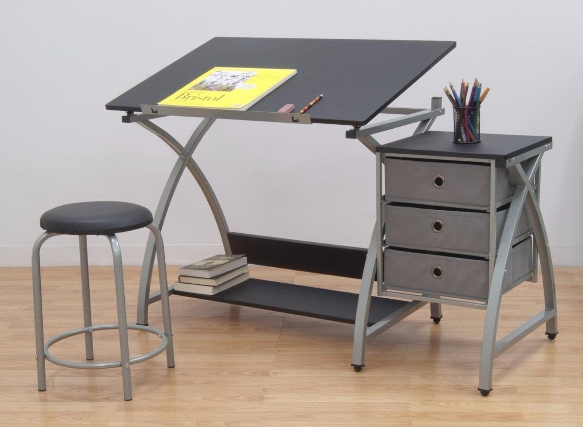 Tabla mesa de trabajo dibujo escritorio restirador banco - Escritorio mesa de trabajo ...
