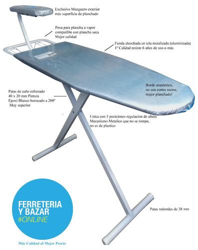 tabla oferton / especial reforzada t.metalizada envio gratis