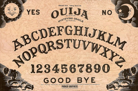 Resultado de imagen de tablero ouija