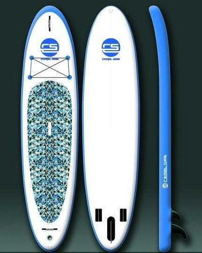 tabla paddle surf inflable coral sea-hifei camo ap náutica