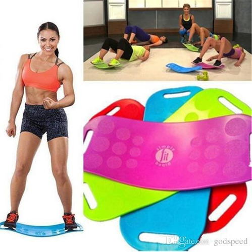 tabla para ejercicios workout boart
