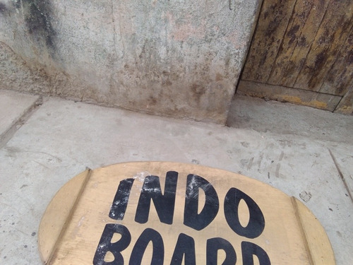 tabla para equilibrio indo board. original