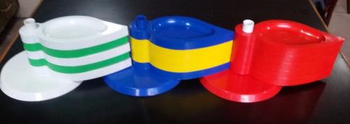 tabla para picadas!! - somos fabricantes - equipos de futbol