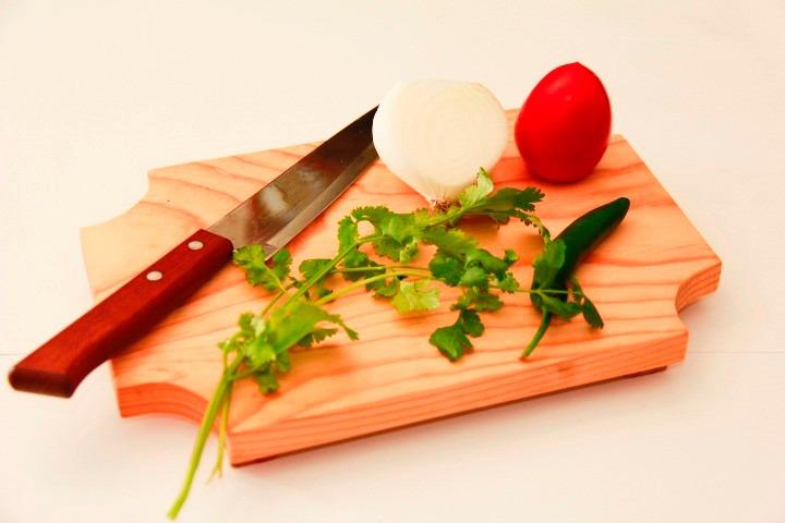 Tabla Para Picar, Cocina, Mesa, Cortar. 8 Piezas - $ 550.00 en ...