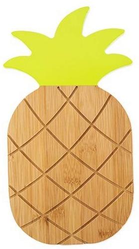 tabla para quesos piña
