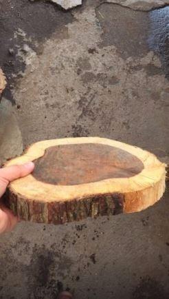 tabla picar servir presentar cortar madera c/u mezquite