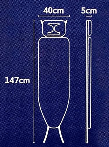 tabla planchar leifheit classic m grande 120x38 cm en cadia