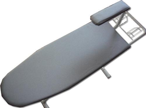 tabla planchar  reforzada especia tela metalizada hot sale