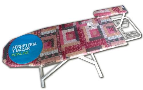 tabla planchar reforzada grande extra premium alg 12 cuotas