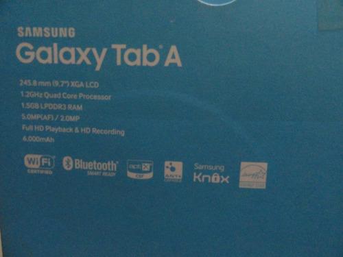 tabla samsung galaxy tab a 9.7
