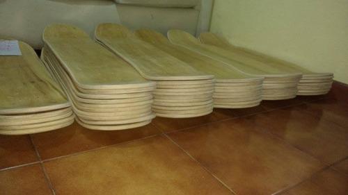 tabla skate guatambu 7 laminas skateboard profesional deck
