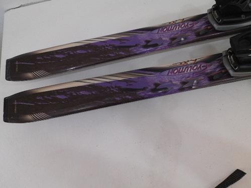 tabla ski deportes marca salomon #185