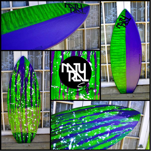 tabla skimboard fibra carbon - profesional - surf - skate