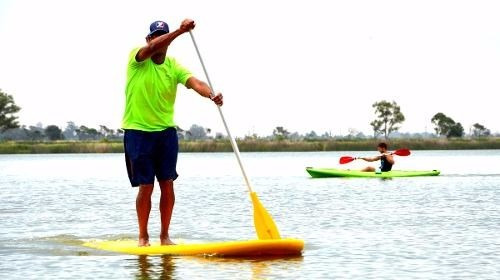 tabla supremo hoikeana stand up paddle c/remo