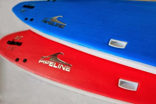 tabla surf de escuela pipeline softboard