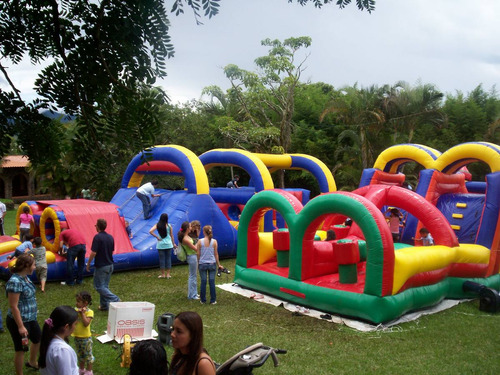 tabla surf, orbitron, paintball, canopy, cancha acuatica