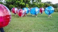 tabla surf, orbitron, paintball, canopy, cancha acuatica
