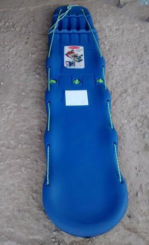 tabla trineo juguete