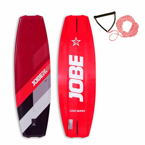tabla wakeboard jobe mode profesional con manillar palermo