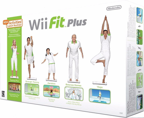 tabla wii fit nintendo wii