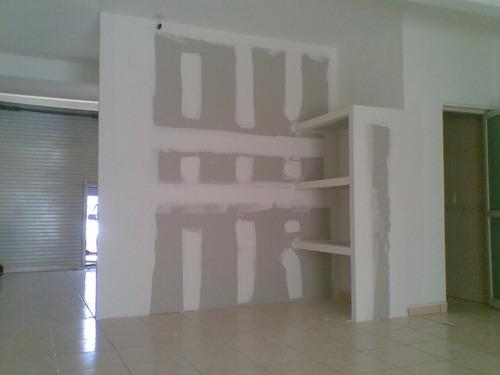 tablaroca durock muros y plafones