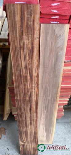 tablas cortas cepilladas - curupay - varios largos - arazati