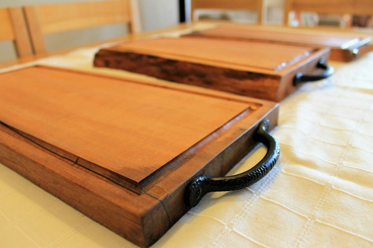 Tablas de madera para picar en mercado libre - Tablas de madera a medida ...