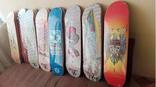 tablas de skate made in usa h-street skateboard deck