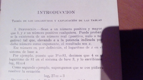 tablas matemáticas, allen