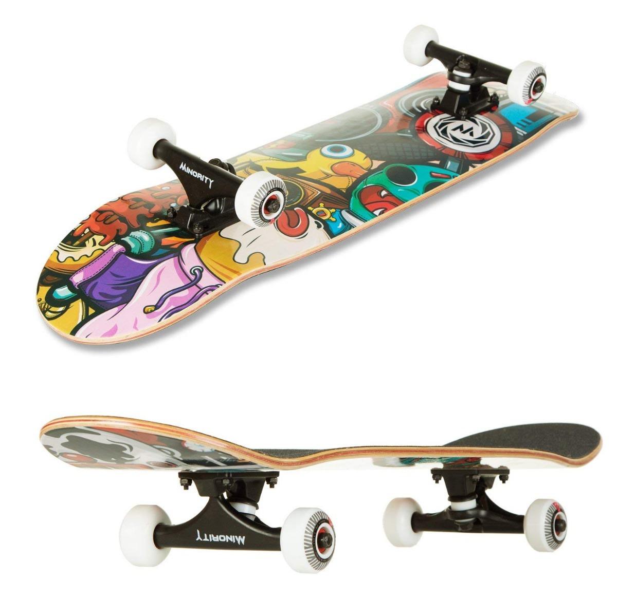 Tablas Minority 32inch Maple Skateboard