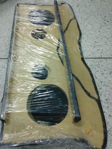 tablas para cornetas para fiesta 2003