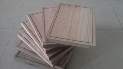 tablas para parrilla de madera (nuevas)