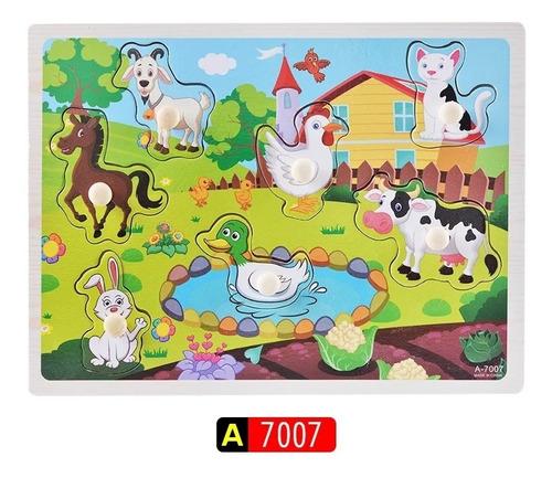 tablas rompecabeza juegos didácticos infantiles madera niños