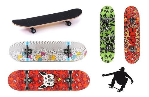 tablas skateboard patinetas skate board scooter para niños