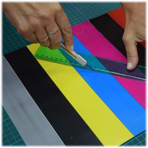 tablas tablero de corte rafer a4 30x22cm para graficas