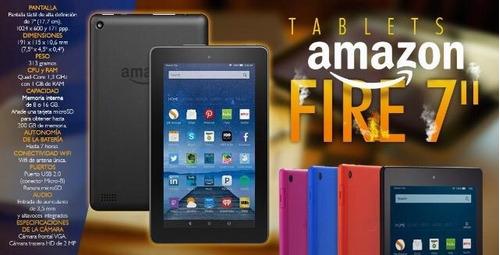 table amazon fire 7