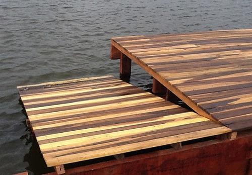 table estacado  $ 2800 ml materiales y m.obra  z norte-oeste