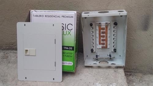 tablero 12 circuitos