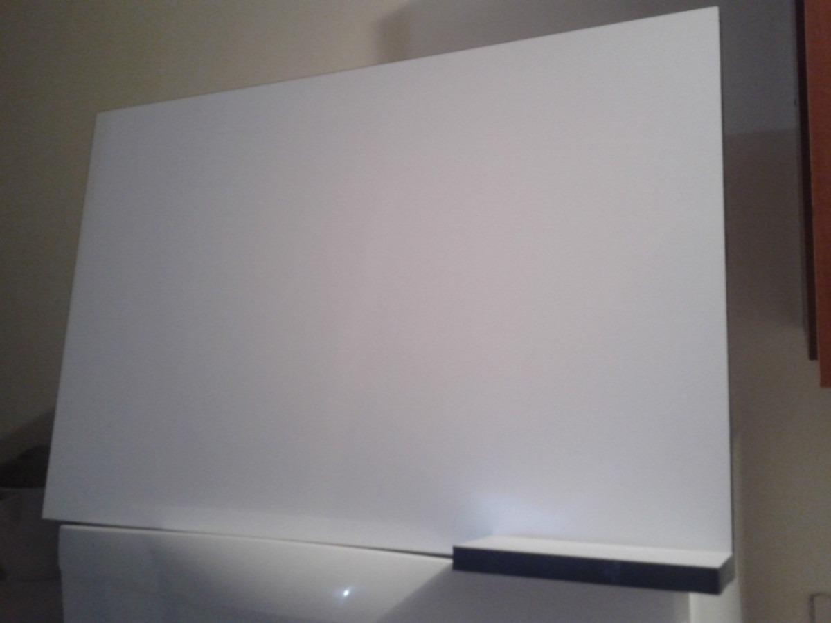 Tablero acrilico 60x40 blanco mdf de 9mm nuevo adri jd en mercado libre - Tablero blanco ...