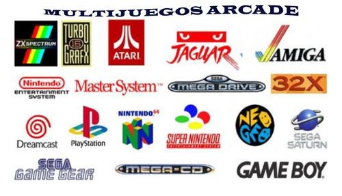tablero  arcade multijuegos, 20 en 1, mejor que pandora