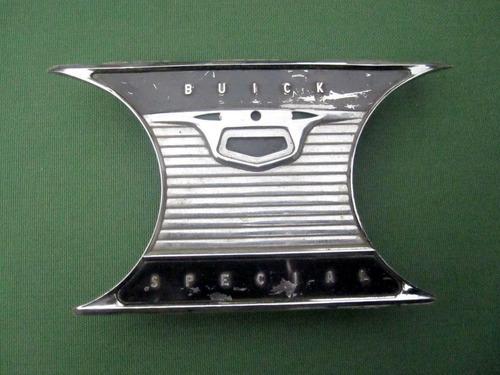 tablero auto buick special años 50