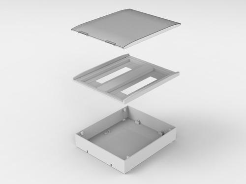 tablero caja termica