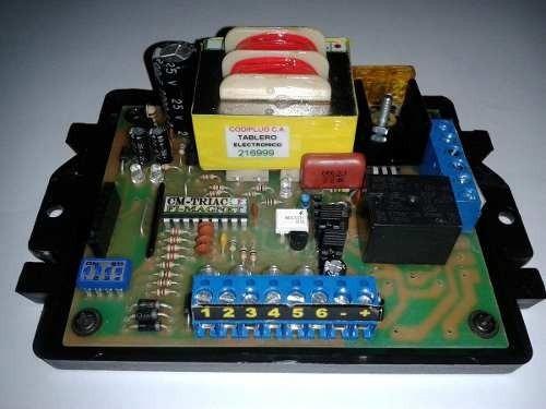 tablero codiplug para motor de porton cm magne,lite,triac.
