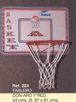tablero de basket brasileiro