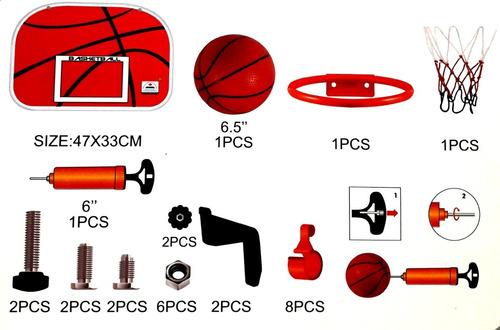 tablero de basquet 47 x 33cm 1817709 e.normal