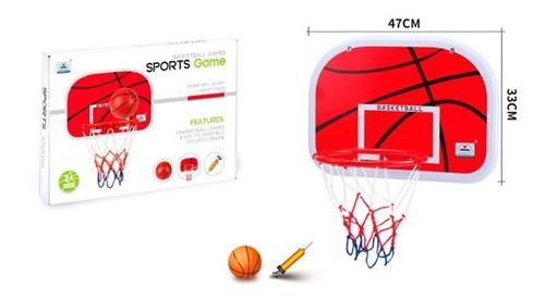 tablero de basquet 47 x 33cm 1817709 envio full